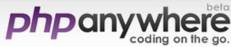 PHPanywhere è l'editor PHP gratuito ed online