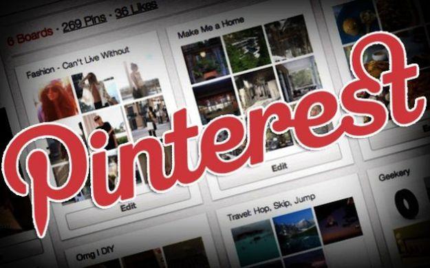 Pinterest, un'app per iPad e una nuova grafica in arrivo