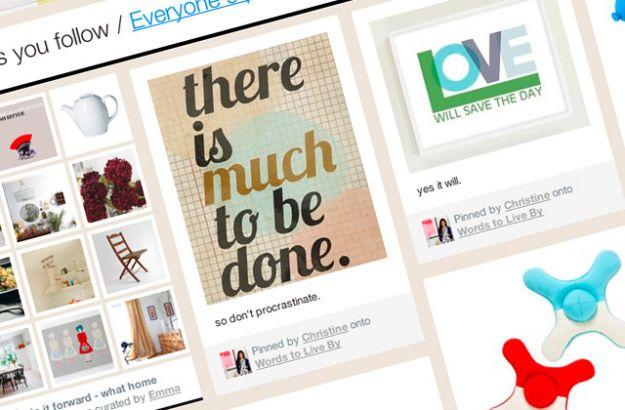 Pinterest: organizzare al meglio le board, avere successo e trovare followers