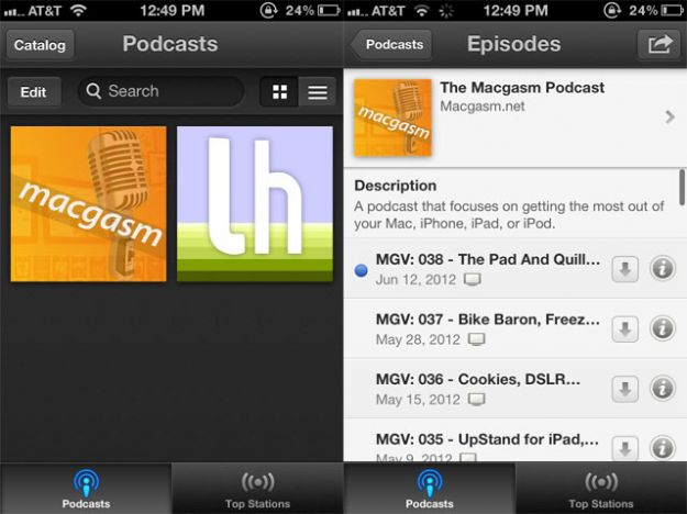Podcasts: la nuova app di Apple per iOS per gestire e ascoltare i podcast