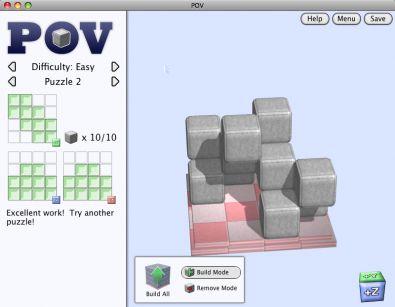 POV screenshot