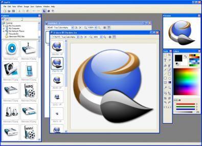 IcoFX screenshot