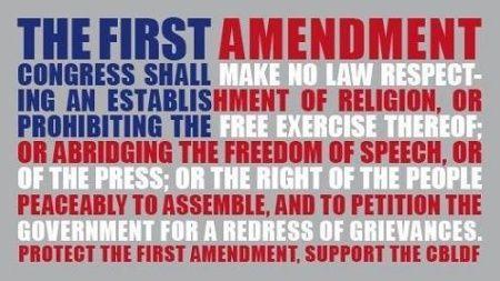 primo emendamento