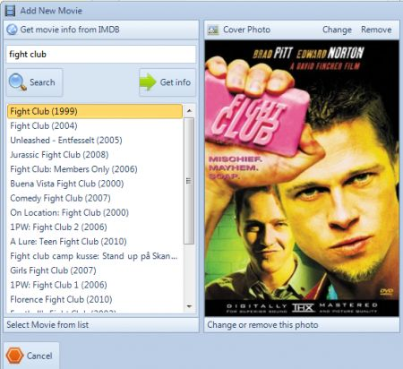 programmi gratis my movie library