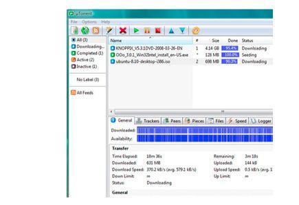 programmi torrent utorrent