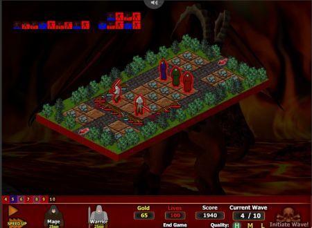 Protector: Reclaiming the Throne – Un po' tower defense, un po' RPG