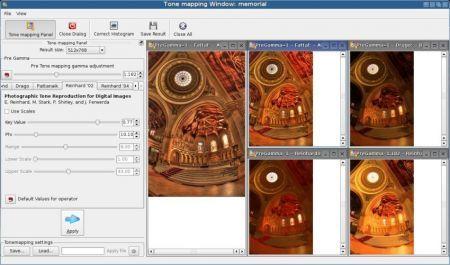 qtpfsgui screenshot