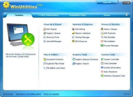 Come recuperare file cancellati con WinUtilities Undelete