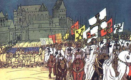 Rete: on line l'esercito britannico medievale