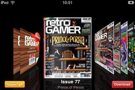 Retro Gamer Magazine per iPhone e iPad