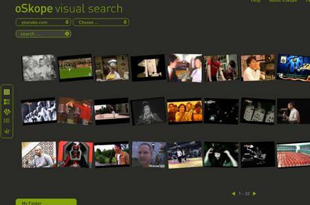 ricerca immagini oskope