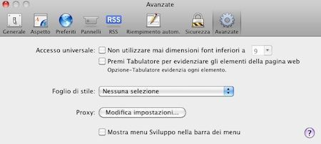 Come abilitare il supporto per le estensioni in Safari 5