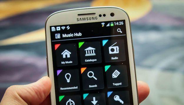 Il Cloud Computing musicale di Samsung sarà Music Hub