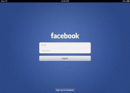 scaricare facebook ipad