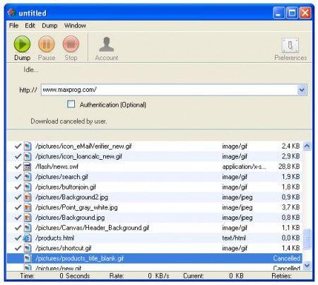 Scaricare interi siti web: ecco come fare con i software appositi