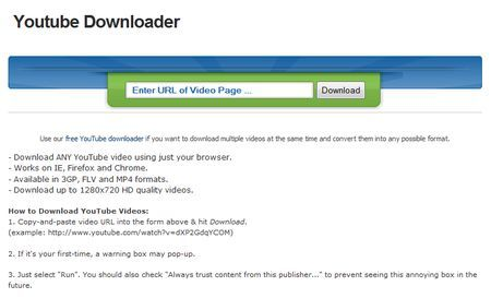 Come scaricare video da YouTube con Downloader 9