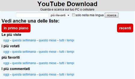 Come scaricare video da YouTube con dmYouTube