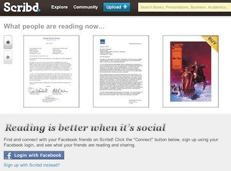 Scribd abbandona Flash in favore di HTML5
