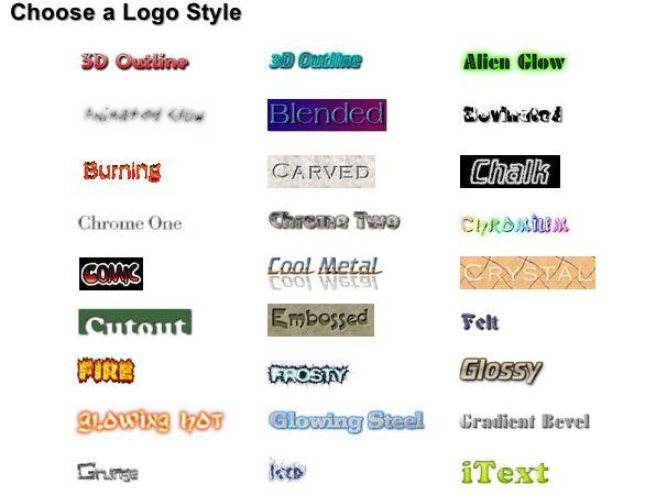 Come creare scritte personalizzate online gratis for Designer di garage online gratuito