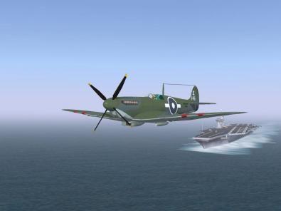 FlightGear screenshot 2