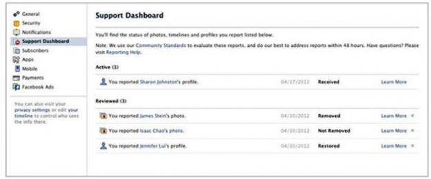 Sicurezza su Facebook, in arrivo una nuova piattaforma per le segnalazioni