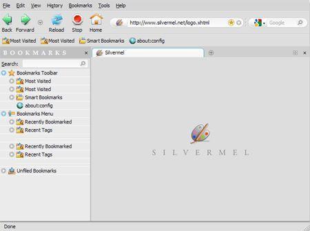 Mozilla Thunderbird: nuova interfaccia con Silvermel