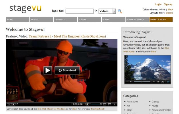 siti streaming megavideo alternative