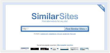 Come trovare siti con contenuti simili