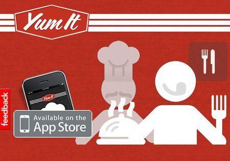 Condividere ricette su internet con YumIt