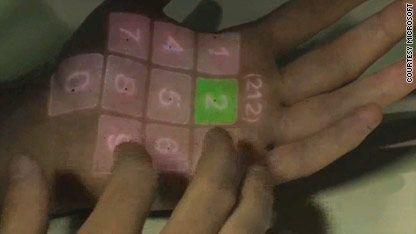 Skinput: la prima tastiera da polso