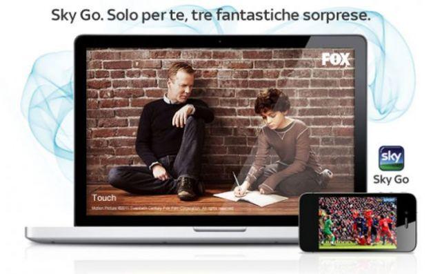 Sky GO su iPad sarà gratis a partire da marzo
