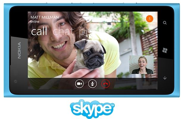 skype beta windows phone app
