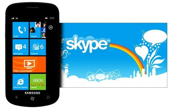 Windows Phone presto avr il proprio client Skype ufficiale