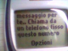 Attenzione al phishing via SMS