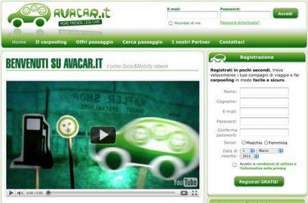 Social network: per chi ama viaggiare o cerca un passaggio c'è Avacar