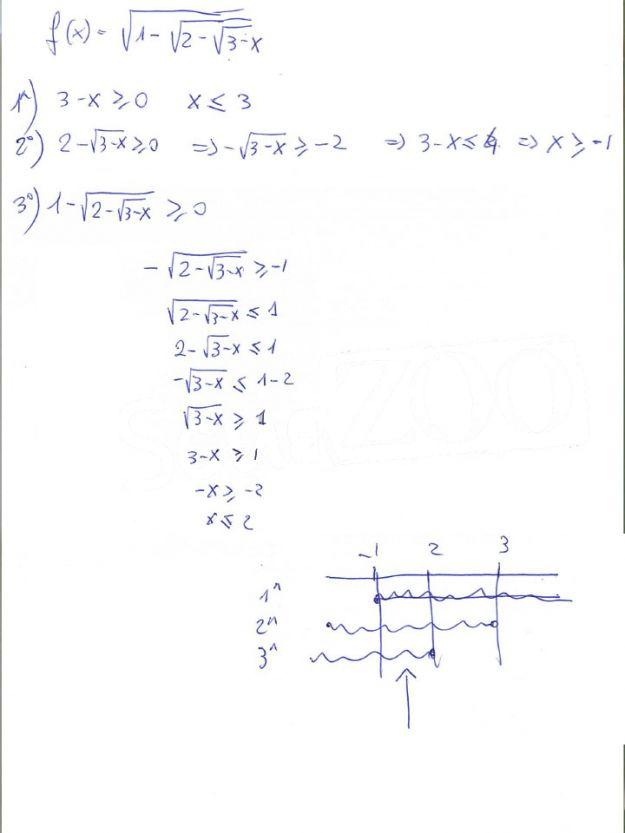 soluzione prova matematica