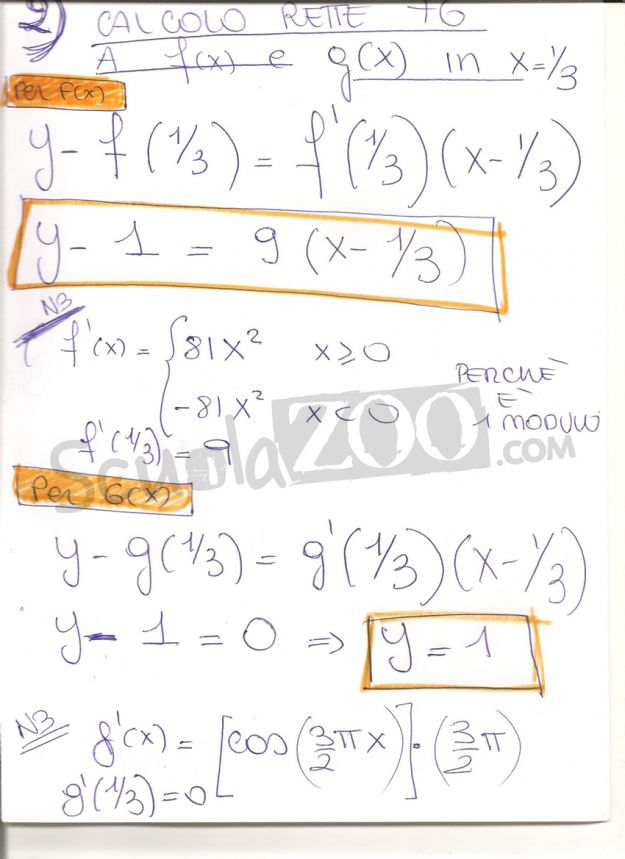 soluzioni matematica parte 2