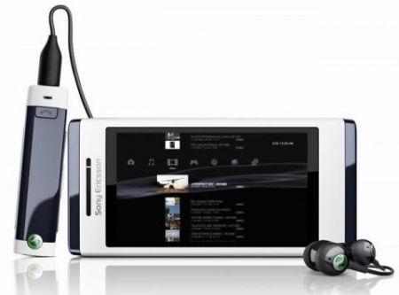 Sony Ericsson Aino Play Station 3 Slim