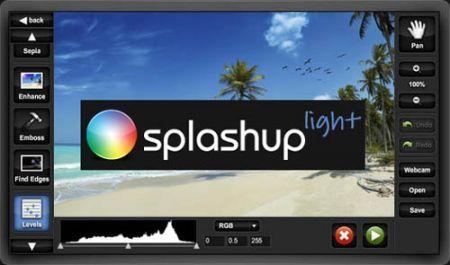 splashup light