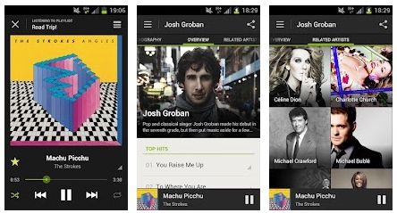 Google Play accoglie Spotify per Android