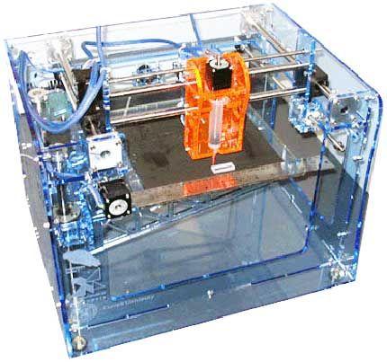Stampante 3D anche in Italia