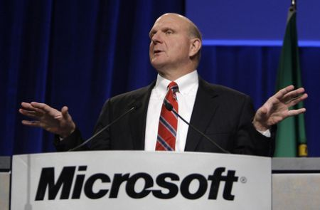 Microsoft riduce il bonus di Steve Ballmer