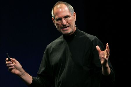 Steve Jobs parla di Google, iPhone, Adobe e Gizmodo