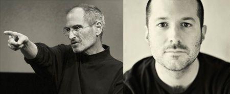 Steve Jobs e Jonathan Ive eletti miglior CEO e miglior designer da Fortune