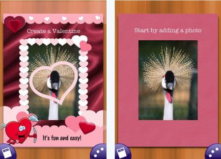App iPhone San Valentino: StickerJam Hearts