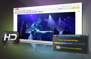 Velocizzare lo streaming su Megavideo con SpeedBit Video Accelerator (a volte)