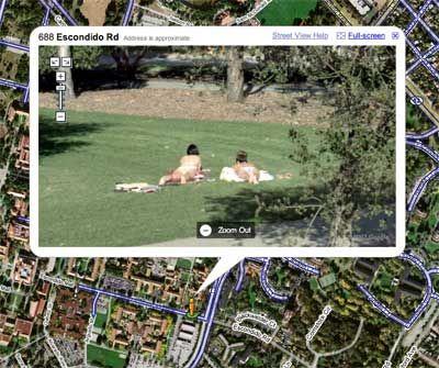 I tedeschi contro Google Street View