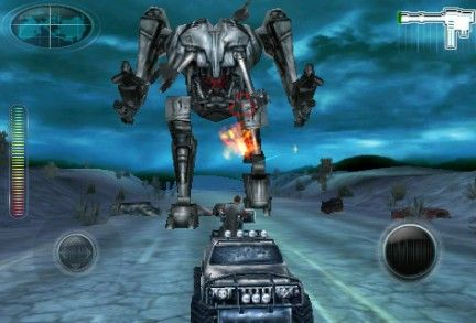 iPhone, in arrivo il gioco Terminator Salvation