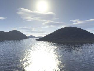 Terragen vi fa creare panorami fotorealistici