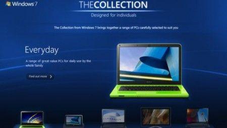 Microsoft presenta The Collection, il servizio che aiuta a scegliere il PC